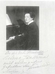 pianist, composer. Professor of piano