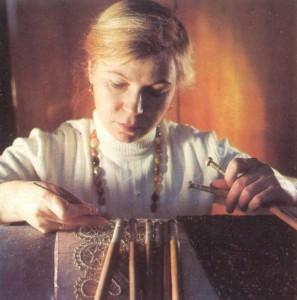 Angelina Rakcheeva.