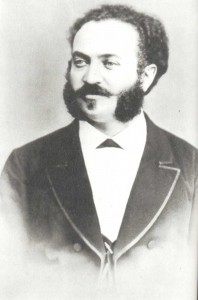 Anton Karlovich Door (1833-1899), Austrian pianist. Professor of piano (1866-1869)