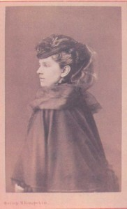 singer, professor of solo (1866-1880).