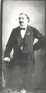 Professor of solo singing (1869-1887).
