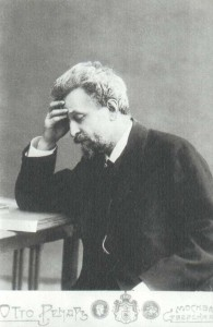 Teacher of solfege, harmony and instrumentation 1886-1917, since 1904 - professor.