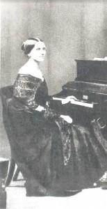Clara Josephine Schumann, German pianist.