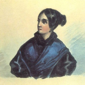 Portrait of V.Lopukhina