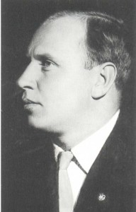 Sergei Nicolayevich Yeremin (1903-1980), trumpeter. Teacher of trumpet (1932-1980, since 1939 - professor).