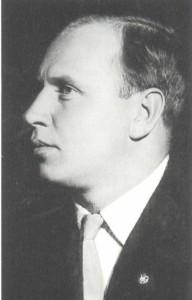 Sergei Nicolayevich Yeremin (1903-1980), trumpeter. Teacher of trumpet (1932-1980, since 1939 - professor).