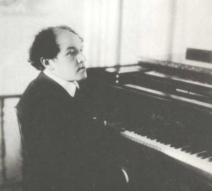 composer. pianist. Professor of piano