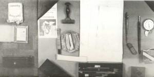 Fragment of the exposition on S.V. Rachmaninov