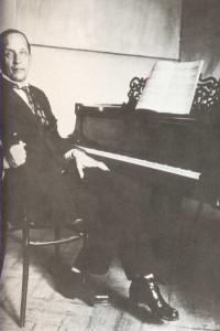 Professor of piano, director