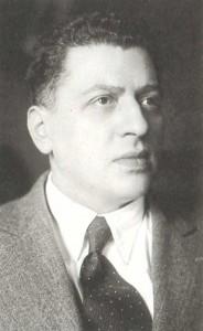 Leopold Henrikovich Lukomsky (1898-1959), pianist