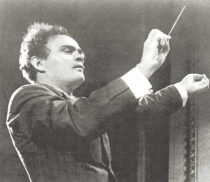 .Konstantin Konstantinovich Ivaniv, pupil of L.M. Ginzburg, conductor