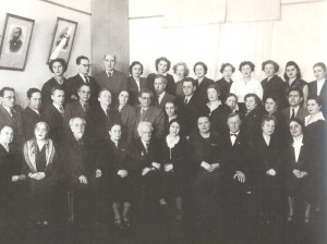 A.B. Goldenweiser`s pupils