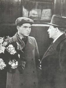 H.G. Neuhaus with his pupil Svyatoslav Teofilovich Richter