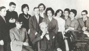 H.G. Neuhaus`s class.