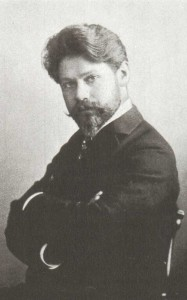 Mikhail Isaakovich Press (1872-1938), violinist.