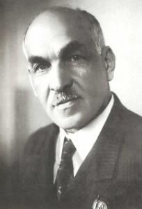 Lev Moiseyevich Zehtin (1881-1952), violinist.