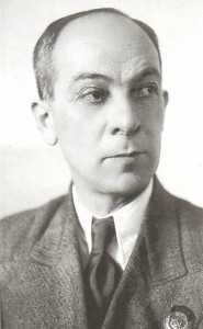 Konstantin Georgievich Mosttras (1886-1965), violinist. Teacher of violin, conducted a course in methjdology