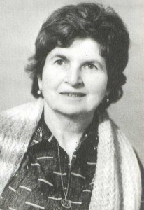 Yelizavete Grigoryevna Gilels
