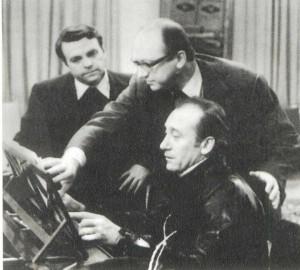 B.G. Tevlin, B.I. Kulikov, R.K. Shchedrin