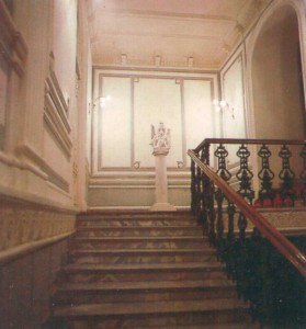 Rachmaninov-Hall of the Conservatoire