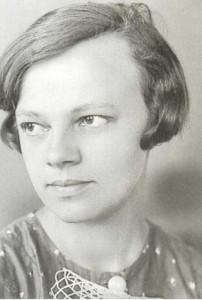 Vera Andreyevna Vasina-Grossman
