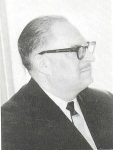 Yuri Isaievich Yankelevich (1909-1973), violinist. Teacher of violin