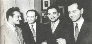 David Fyodorovich Oistrakh (1908-1974), violinist. Teacher of violin