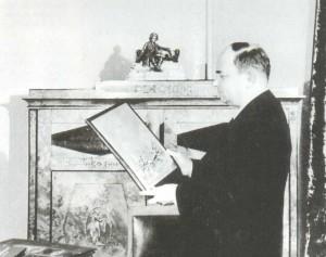 Vissarion Yakovlevich Shebalin (1902-1963), composer.