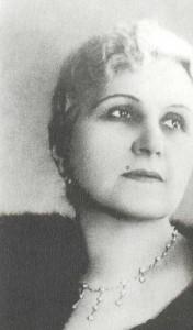 Xenia Georgievna Drzhinskaya