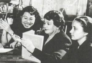 Yelena Klimentyevna Katulskaya