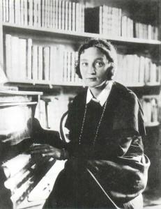 Maria Veniaminovna Yudina