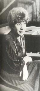 Vera Vassilyevna Gornostaeva