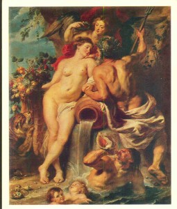 Peter Paul Rubens, The Union of Earth and Water,