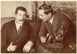 A.M. Gorki, Herbert Wells