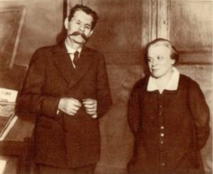 A.M. Gorki, I Ulianova