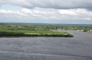 the great river Volga