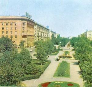 The Sights of Volgograd
