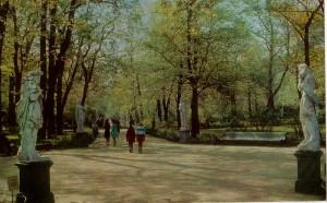 The Summer Gardens