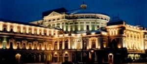 Teatralnaya Ploshchad, 1 (1Theatre Square).