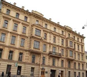 Ostrovsky, third, Moskovsky Prospekt, 165 / 2 nab. p. Fontanka, 36, Foundry Avenue, 49