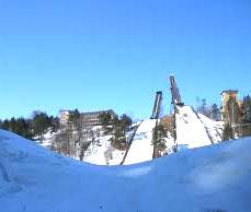 Ski-Jump in Kdvgolovo