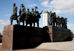 To the Defenders of Saint Petersburg