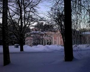 Town of Lomonosov