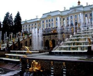 Parks of Petrodvorets