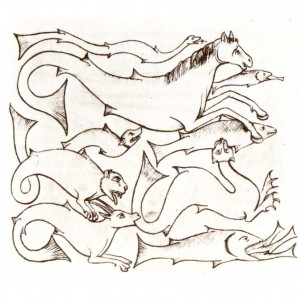 Bestiary of the Cambridge University Library