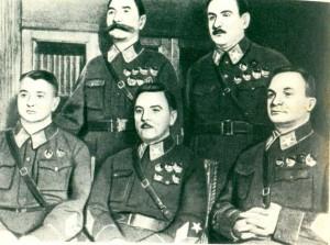 First Marshals of the Soviet Union:
