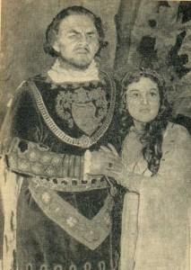 P.I. Tchaikovsky`s opera «Iolanta»