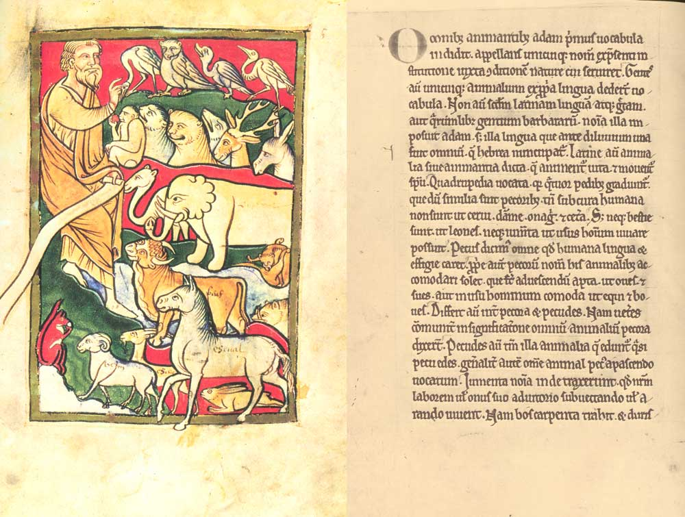 Culture » The Medieval Bestiary