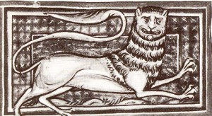Bestiary of the Bodleian Library. Oxford