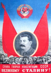 the great Stalin!